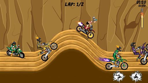 Stunt Extreme - BMX boy modiapk screenshots 1