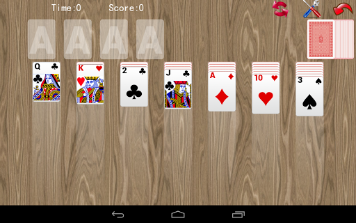 Solitaire Pro 2.8 screenshots 2