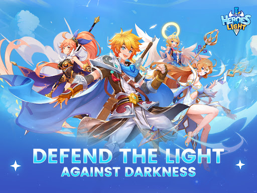 Idle Heroes of Light  screenshots 11
