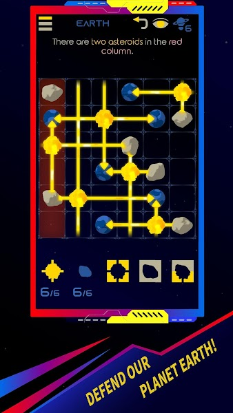 Starlight X-2: Cosmic Explorer Stars Puzzle