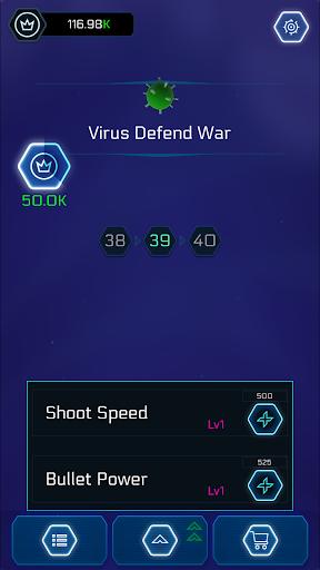 Virus Defend War  screenshots 6