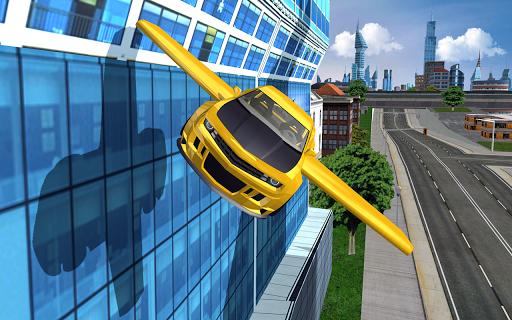 Drive Real Flying Car Simulator Apk  screenshots 1