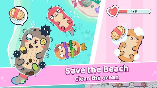 Otter Ocean - Treasure hunt with cute pet friends