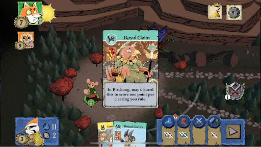 Root Board Game goodtube screenshots 6
