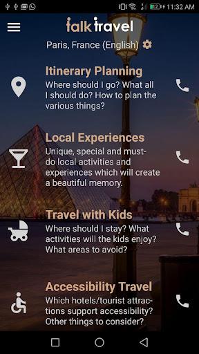 Talk Travel 2.4 Screenshots 3