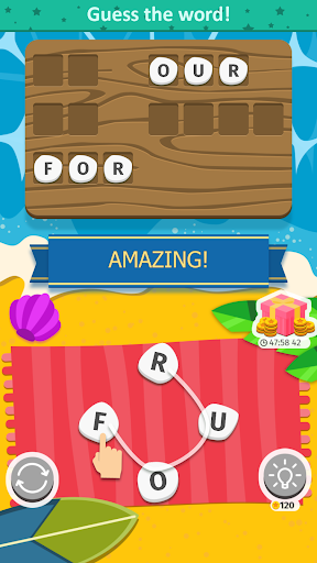 Word Weekend - Connect Letters Game 1.1.1 Screenshots 2