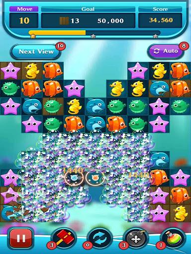 Ocean Match Puzzle 1.2.4 screenshots 3