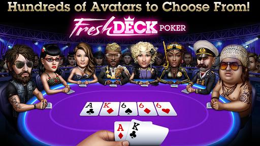 Fresh Deck Poker - Live Hold'em 2.89.2 screenshots 4