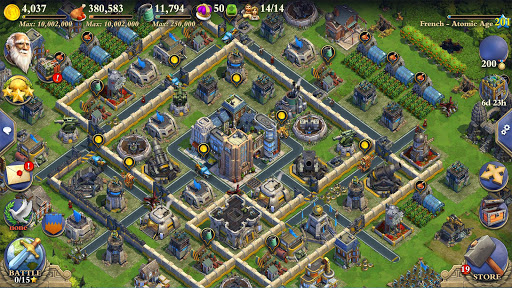DomiNations Asia modavailable screenshots 6
