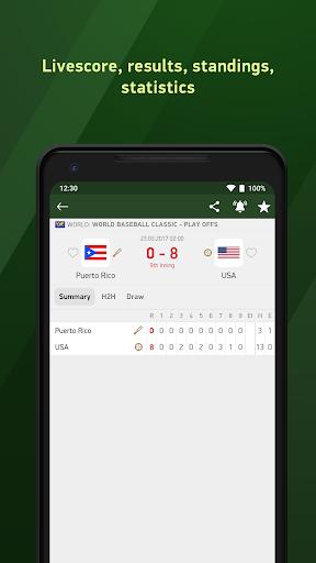 Baseball 24 - live scores