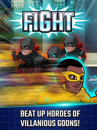 Super League of Heroes - Comic Book Champions screenshots 12