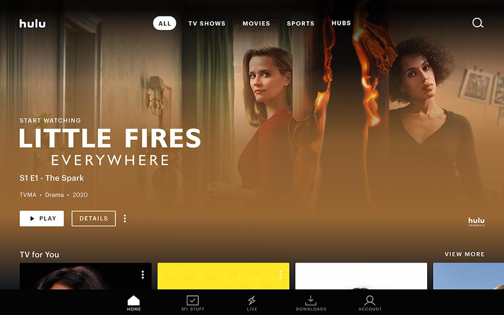 Hulu: Watch TV shows, movies & new original series poster 4
