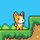 Puppy's candy adventure Retro pixel platformer para PC Windows