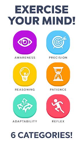 Left vs Right: Brain Games for Brain Training 3.6.0 screenshots 2
