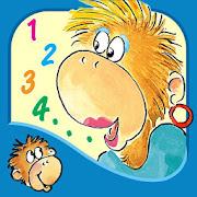 App Icon for 5 Monkeys Play Hide and Seek App in Germany Google Play Store