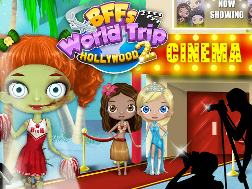 BFF World Trip Hollywood 2  screenshots 13