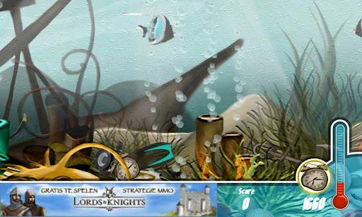 free hidden world aqua screenshot 2