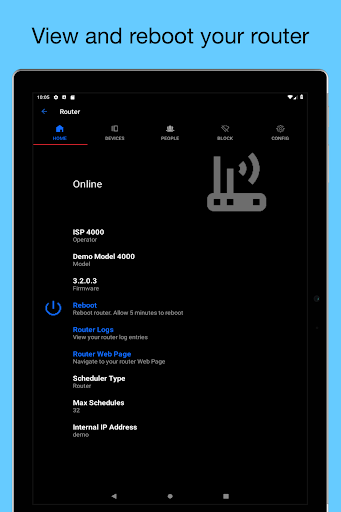 WiFi Blocker - Router Parental Control -Block WiFi 2.7.0.0407 Screenshots 15