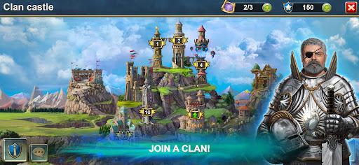 Blood of Titans: Quest & Battle Fantasy ccg 1.19 screenshots 6