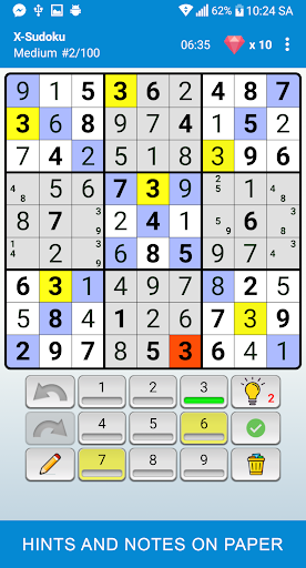 Sudoku - Classic Puzzle Game  screenshots 3