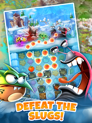 Best Fiends - Free Puzzle Game apkpoly screenshots 14