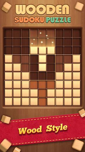 Wood Block 99 - Wooden Sudoku Puzzle screenshots 12