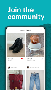 Vinted – Buy Sell Swap Fashion 20.19.0.3 [Mod + APK] Android 3