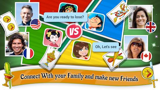 Chinchon Loco : Mega House of Cards, Games Online! 2.60.0 screenshots 6