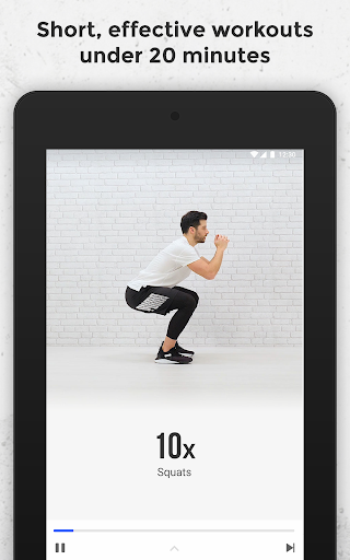 FizzUp - Online Fitness & Nutrition Coaching modavailable screenshots 6