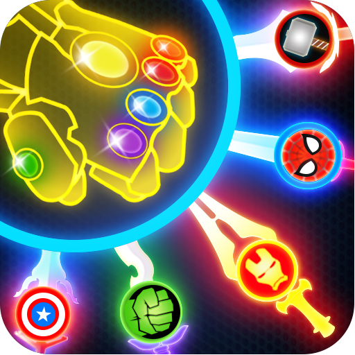 Baixar Super Hero Knife Battle_Free App para Android