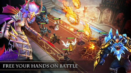 Trials of Heroes: Idle RPG Mod Apk