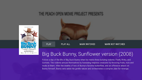 Vimu Media Player for TV For Android 3