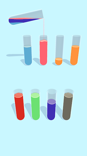 Water Sort Puzzle 3D 0.2 Screenshots 3