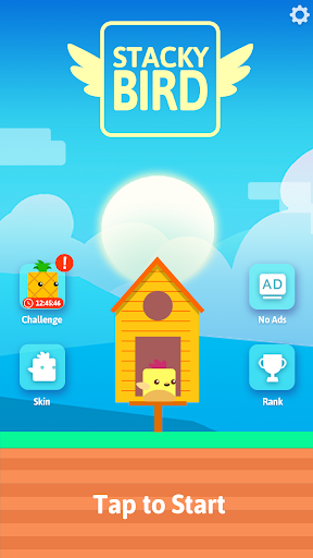 Stacky Bird: Hyper Casual Flying Birdie Game 1.0.1.26 screenshots 1
