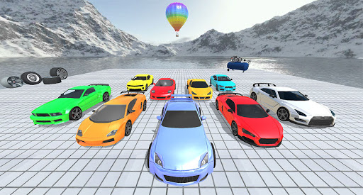 Car Stunts: Car Races Games & Mega Ramps apktram screenshots 5