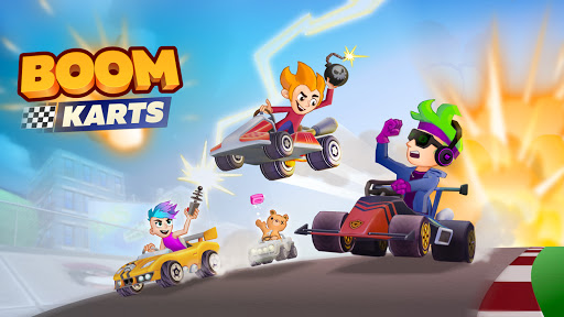 Boom Karts - Multiplayer Kart Racing 0.51 screenshots 8