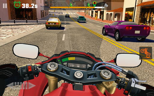 Moto Rider GO: Highway Traffic  screenshots 5