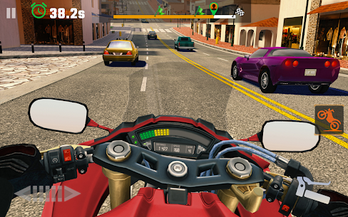 Moto Rider GO: Highway Traffic Mod Apk (Unlimited Coins/Gems) 5