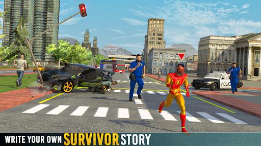 Spider Hero: Superhero Fight screenshots 12