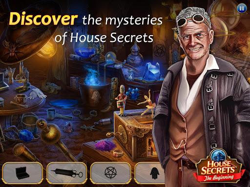 Hidden Object Games: House Secrets The Beginning apktreat screenshots 2