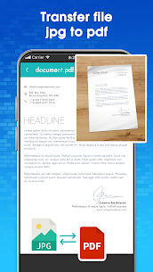 PDF Cam Scanner for PC – Windows 10/8/7 5
