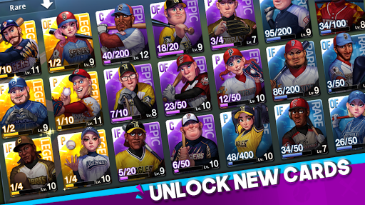 Baseball Clash: Real-time game 1.2.0010432 screenshots 10