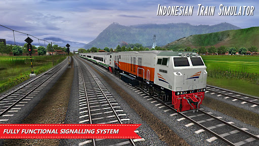 Indonesian Train Simulator 2020.0.8 Screenshots 4