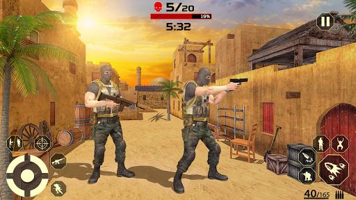 FPS Shooter Game: Offline Gun Shooting Games Free 1.1.4 screenshots 3