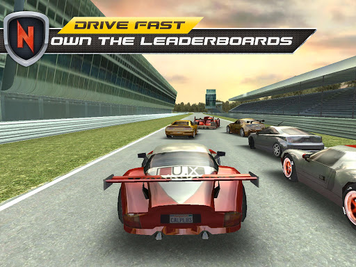 Real Car Speed: Need for Racer 3.8 screenshots 9