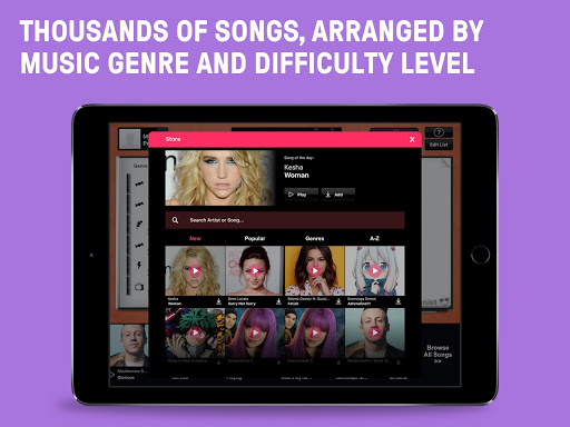 OnlinePianist - Free Piano Lessons for Songs  Screenshots 14
