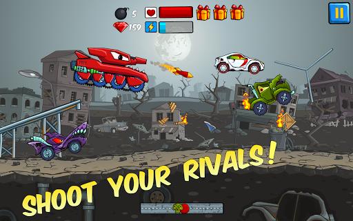 Car Eats Car - Apocalypse Racing 2.9 Screenshots 14