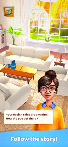 Merge Decor:家のデザインとリフォームのゲームのおすすめ画像5
