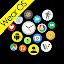 Bubble Cloud Tile Launcher / Watchface (Wear OS)