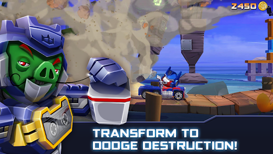 Angry Birds Transformers MOD APK [Unlimited Money/Coins/Unlocked] 4